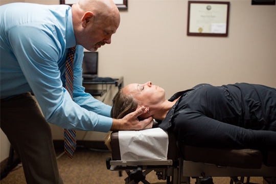 Chiropractor Rochester MN Ed LeQuire